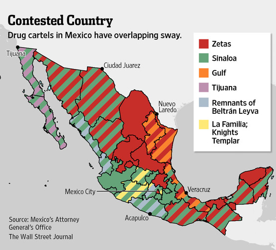 Dozens of Alleged Members of Sinaloa Cartel Charged