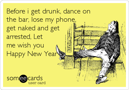 funny happy new year messages 2