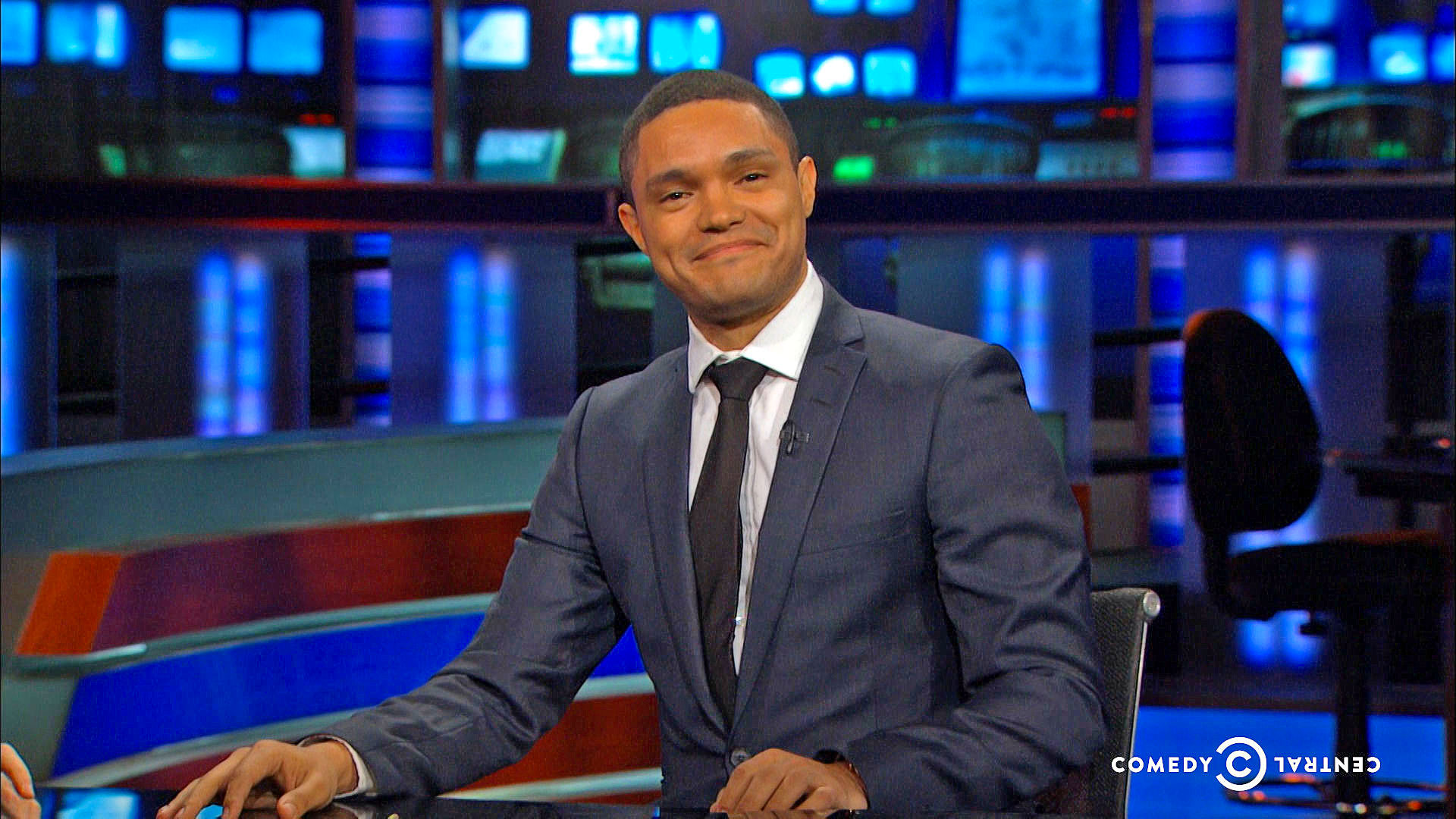 The Daily Show's Trevor Noah:  A Russian, An Email and an Idiot