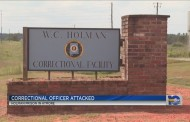 Riots Break Out at Alabama Prison, Prison Guard and Warden Stabbed