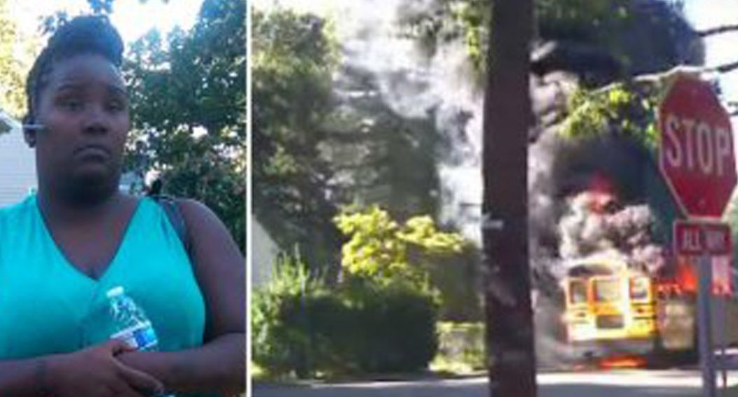 'It's My Job to Save Them:' Maryland School Bus Driver Pulls 20 Children From Burning Vehicle
