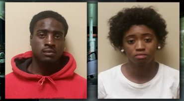 Mom, Dad Allegedly Rob 3 Gas Stations Overnight with Their 6-Month-Old Child in the Car