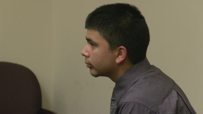 Teen charged with killing homeless men sentenced