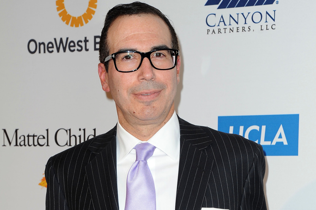 Heartwarming Tales from Steven Mnuchin's OneWest Days