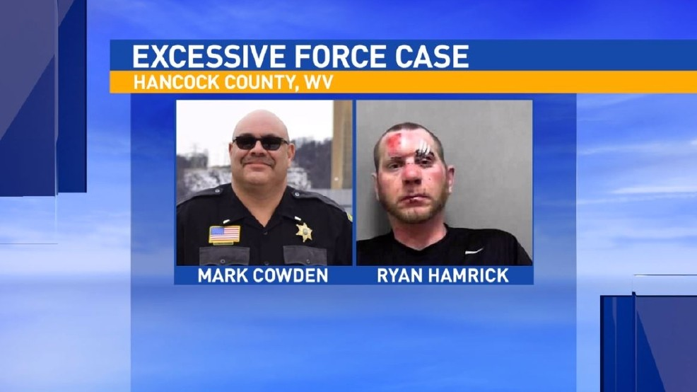 Former Sheriff's Deputy Sentenced for Punching Handcuffed Suspect Requesting Trump Pardon