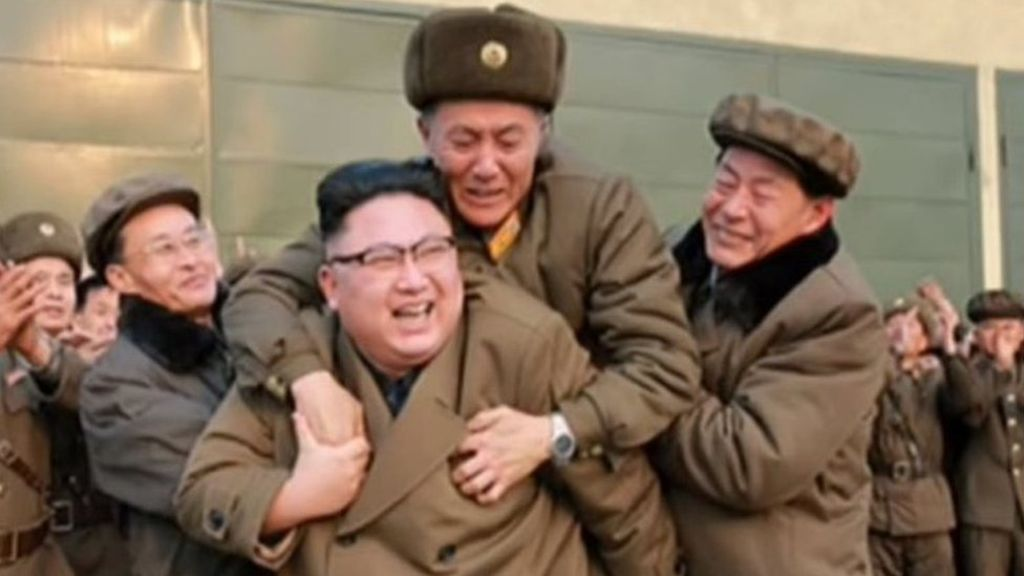 North Korea: Who would dare to piggyback on Kim Jong-un?
