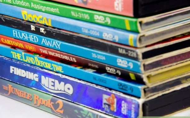 Man Gets Five Years for Involvement in Counterfeit DVD and CD Ring