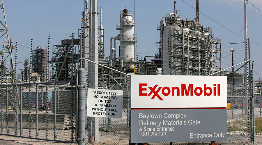 Treasury refuses to give Exxon Mobil special waiver to drill in sanctioned Russia