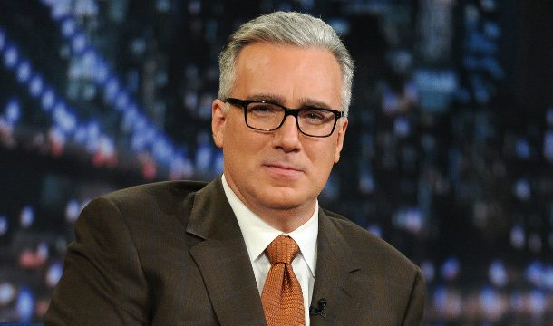 GQ's Keith Olbermann:  Trump's Bombing of Syria was a Stunt