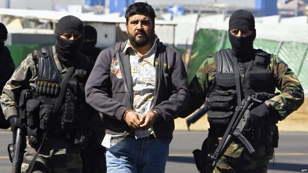 A Leader of an International Mexican Drug Trafficking Cartel Sentenced to Life in Prison