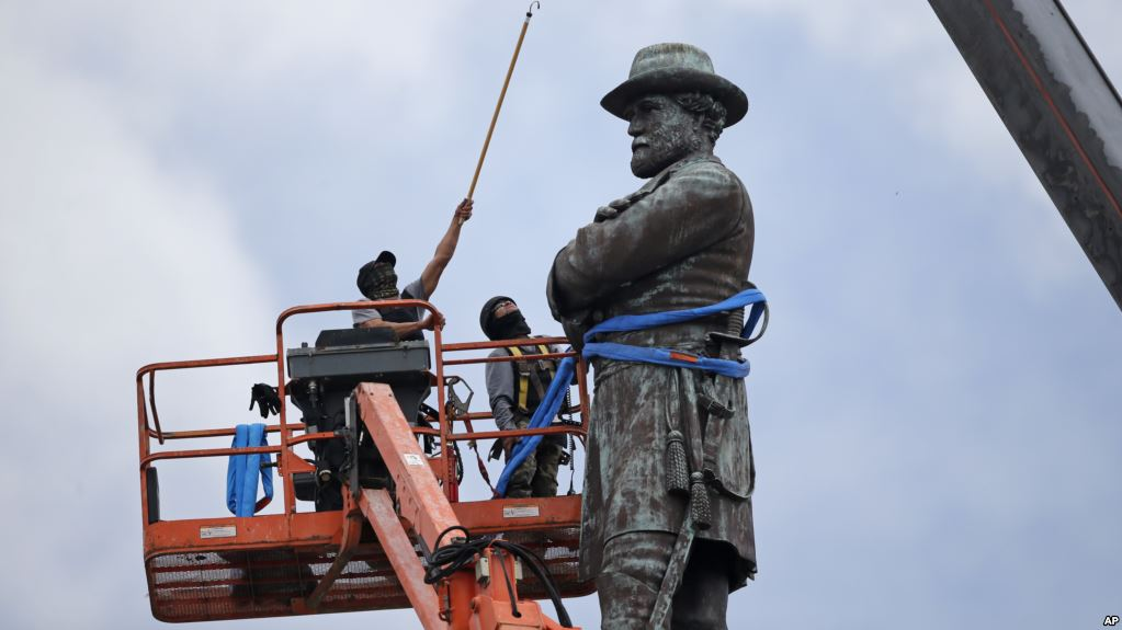 New Orleans Mayor on Why He Removed the Confederate Monuments