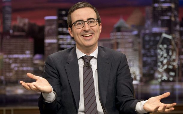 HBO's John Oliver:  Stupid Watergate