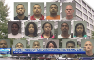 Eight Current and Former Law Enforcement Officers Sentenced to Prison for Drug Trafficking