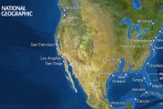 National Geographic: What the World Would Look Like if All the Ice Melted
