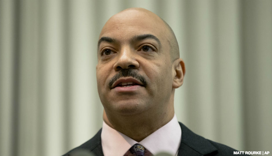 Philadelphia District Attorney Seth Williams pleads guilty to Accepting Bribes