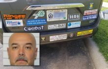 Stupid' liberal bumper stickers triggered Ozarks man, so he flashed a gun, police say