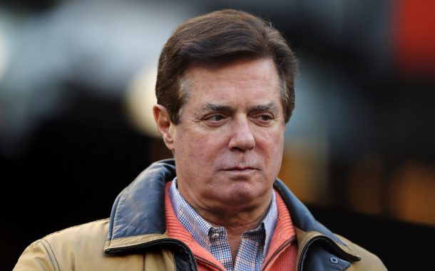 Special Counselor Indictment of Paul Manafort and Richard Gates
