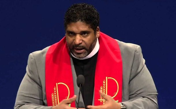 Rev. William Barber Delivers Powerful Sermon About Racism's Roots
