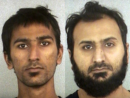 Qazi Brothers Sentenced to Federal Prison for Terrorism and Assaulting Two U.S. Marshals
