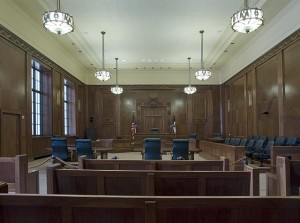 Courtroom federal