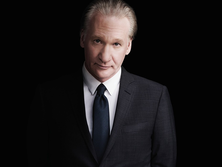HBO's Bill Maher:  Trump's Wall a Symbol of Bigotry and Ignorance