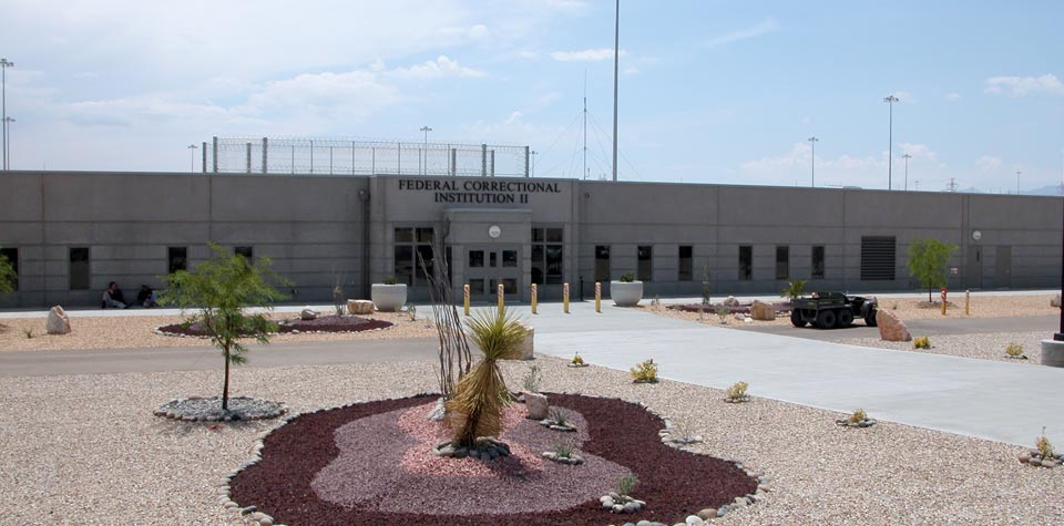 Federal Female Prison Guard Arrested for Allegedly Kicking Inmate in the Head