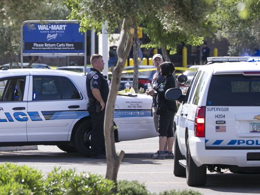 Police and Gunman Involved in Dramatic Shooting at Arizona Walmart