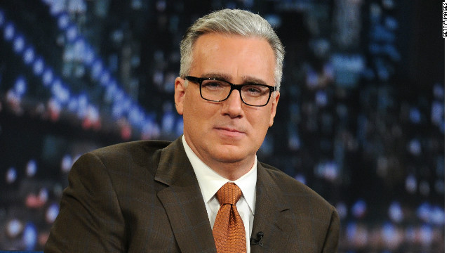 GQ's Keith Olbermann:  FBI's Comey Testimony on Trump's Russian Woes
