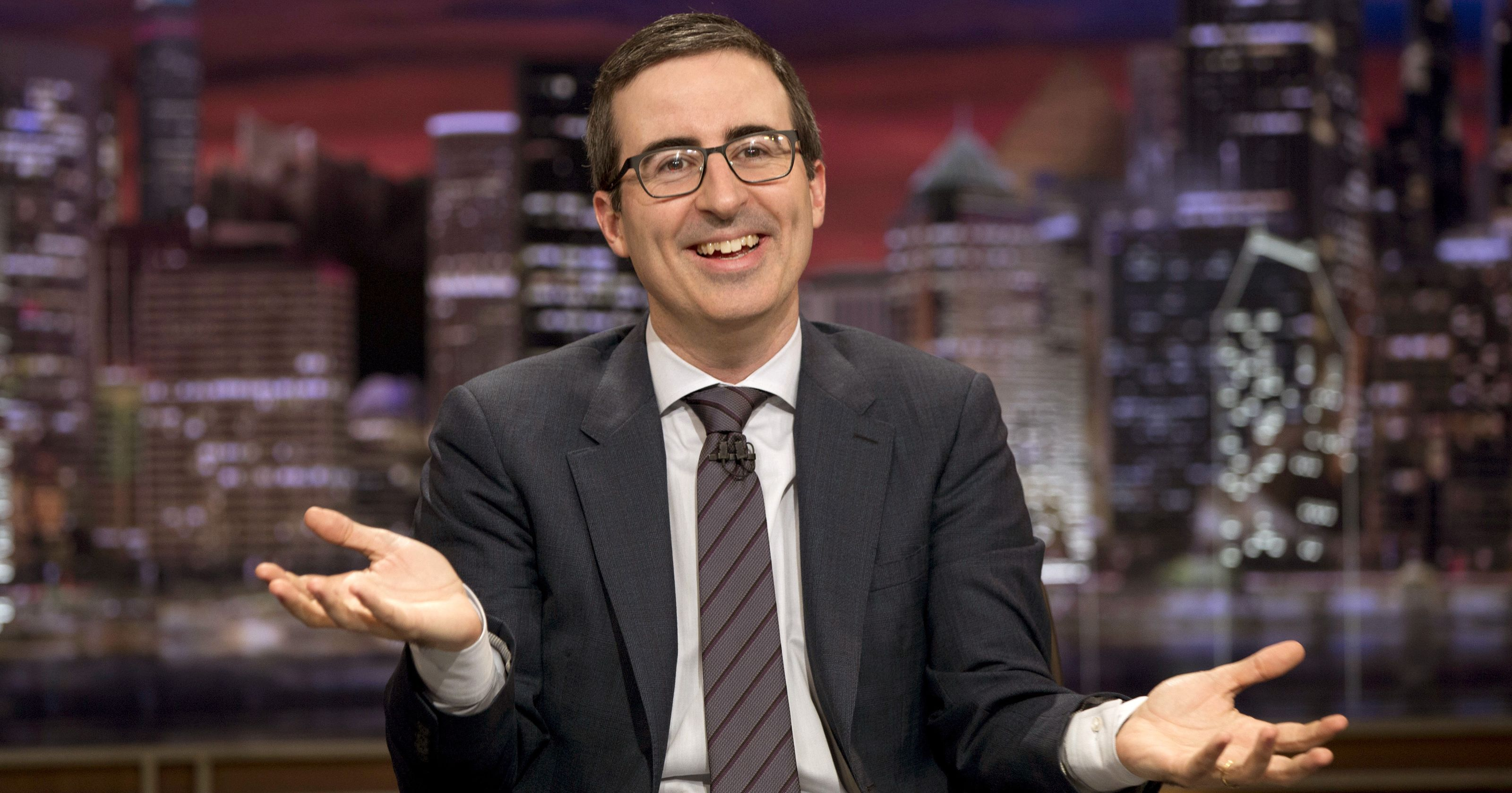 HBO's John Oliver:  Sinclair Broadcast Group's Fear Mongering on the Airwaves