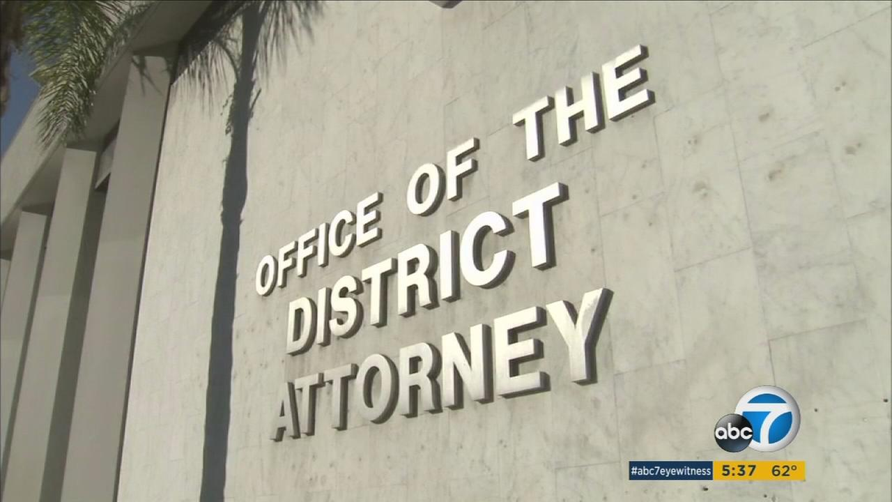 Orange County DA covered up testimony in murder case, city manager DUI, investigators allege