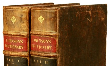 BBC Documentary:  Samuel Johnson the Dictionary Man