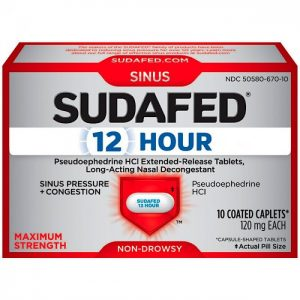 Just Saying Id For Sudafed Trump S End Game And